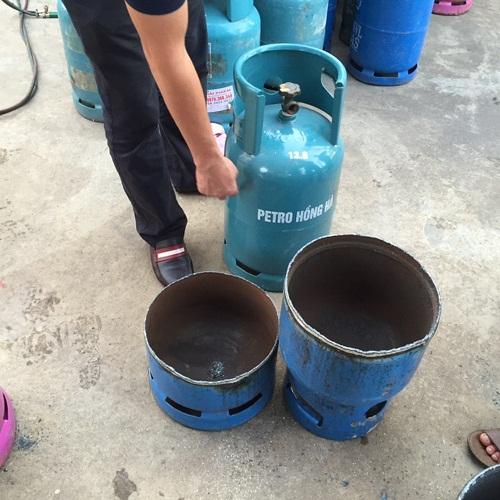 Gas giả lũng đoạn thị trường