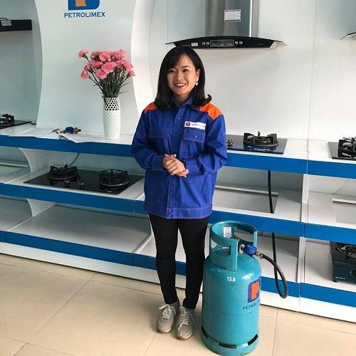 Gas Petrolimex 775 Giải Phóng