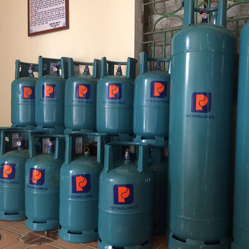 Giá bán lẻ gas Petrolimex