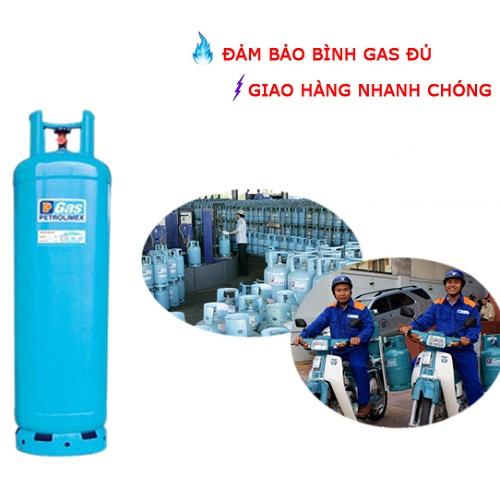 giá gas Petrolimex bình 48kg