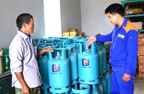 Giá gas Petrolimex ngày hôm nay