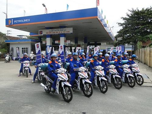 Hãng gas Petrolimex