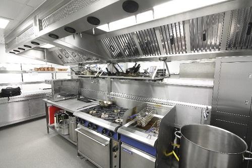 Tiêu chuẩn của một hệ thống bếp gas công nghiệp an toàn