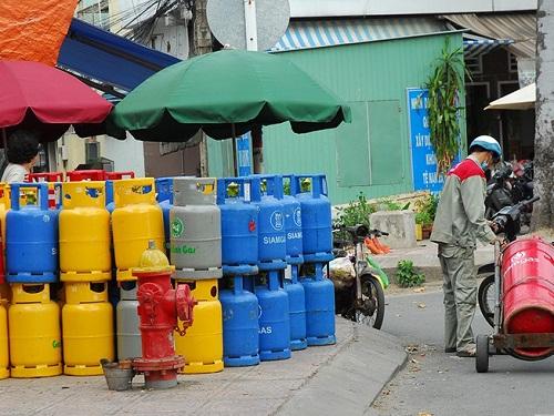 Dân kinh doanh gas có nhiều mánh khóe qua mắt cơ quan chức năng và người tiêu dùng
