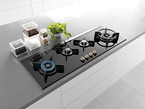 lựa chọn bếp gas âm với số lò nấu phụ thuộc vào mục đích sử dụng