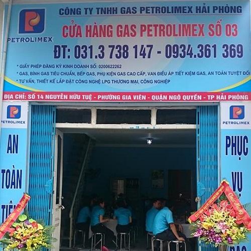 Mở cửa hàng kinh doanh gas