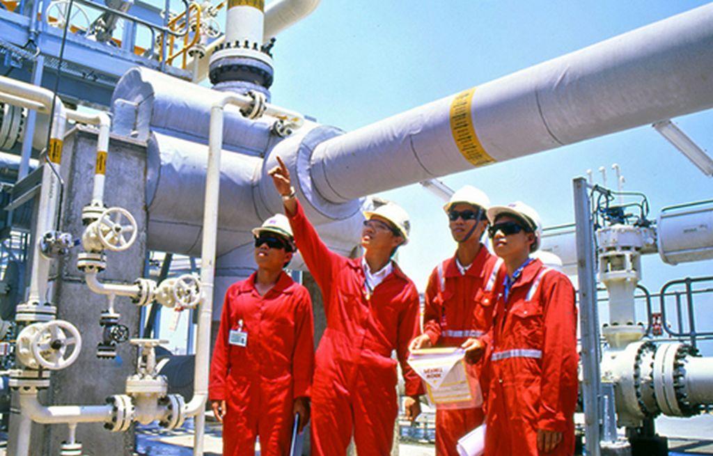 Ngành công nghiệp gas đang phát triển mạnh