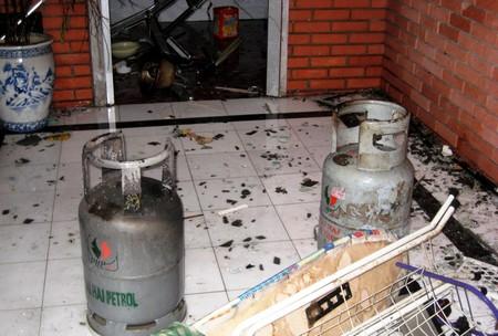 Những cách ngăn ngừa cháy nổ bình gas