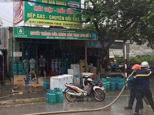 Vụ nổ lớn xảy ra tại hộ gia đình kinh doanh gas