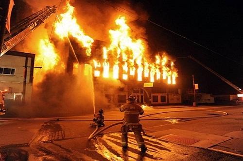 Các bước cần thực hiện khi phát hiện đám cháy