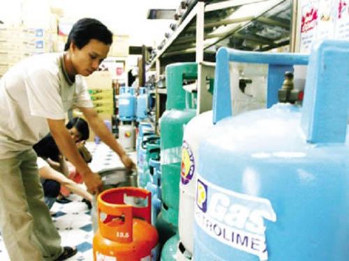 Giá gas tháng 9 tiếp tục tăng
