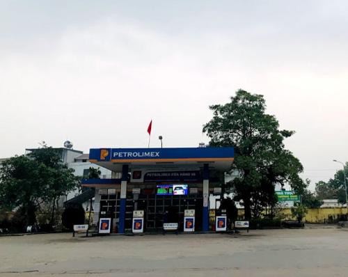 Giới thiệu về trạm xăng dầu Petrolimex 66