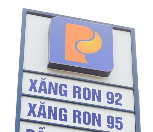Trạm xăng dầu Petrolimex