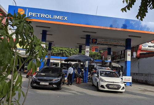 Trạm xăng Petrolimex Nguyễn Trãi