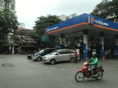 Trạm xăng Petrolimex số 04