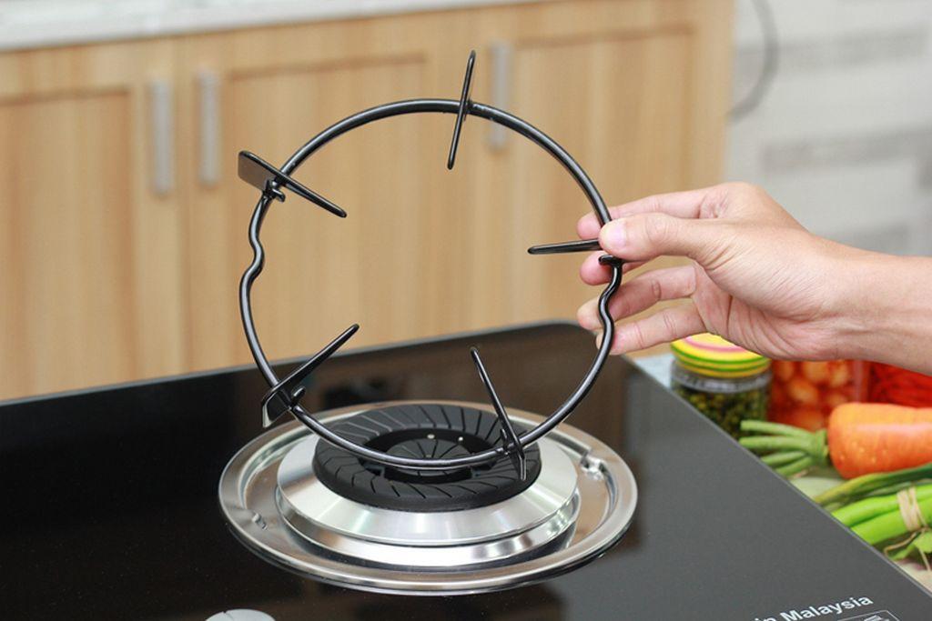 Bật mí mẹo vệ sinh bếp gas âm hiệu quả