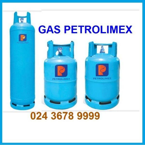 Bình gas petrolimex giá bao nhiêu tiền?